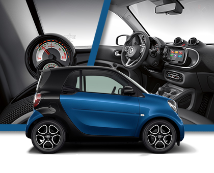 The New Smart Electric Drive Electric Cars Smart Car Uk