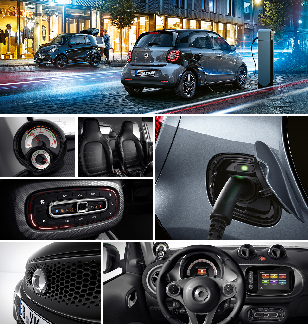 smart eq electric cars smart car smart united kingdom. Black Bedroom Furniture Sets. Home Design Ideas